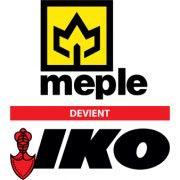 A partir du 1er janvier 2019, Meple change de nom et devient Iko. La société officialise ainsi son association avec le groupe familial canadien. [©Iko]