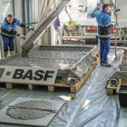BASF propose des polycarboxylates éther (PCE) pour la fabrication d'adjuvants pour les bétons. [©ACPresse]