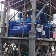 BHS-Sonthofen a installé six malaxeurs pour produire 3 Mt de BCR d'ici 2019. [©BHS-Sonthofen]