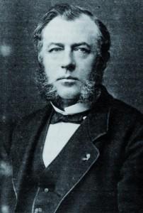 La prise de pouvoir d'Emile-Justin Menier (1826-1881), officielle en 1852, consacre la naissance d'un véritable empire industriel. ©Mairie de Noisiel