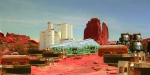 Un jour, il sera possible d'installer un habitat permanent sur Mars.