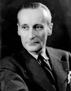 """Robert Mallet-Stevens est, avec Le Corbusier et Lurçat, l'un des principaux tenants du """"Style International"""" à Paris."""
