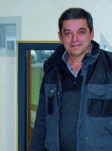 Pascal Rambaud, directeur de l'entreprise Espace et Energie (78).