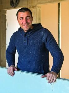 Jérôme Coursier, directeur de JC Bâtiments (13).