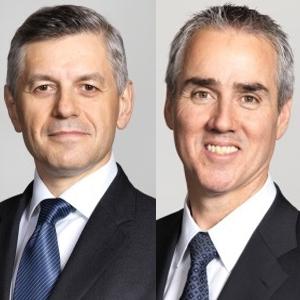 Nouveau comité exécutif de LafargeHolcim à compter du 1er janvier 2018. [©LafargeHolcim]