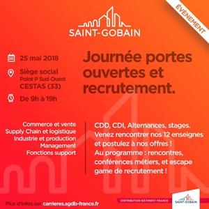 SGDB France organise sa journée portes ouvertes sur les métiers et univers qui la composent. [©SGDB France]