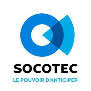 Le nouveau logo de Socotec [©Socotec]