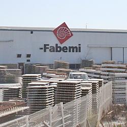 Fabemi vient d'obtenir le label Origine France Garantie pour son usine de la Division Structures (poutrelles Raid Hybrides et entrevous béton) de La Garde (Var). [©Fabemi]