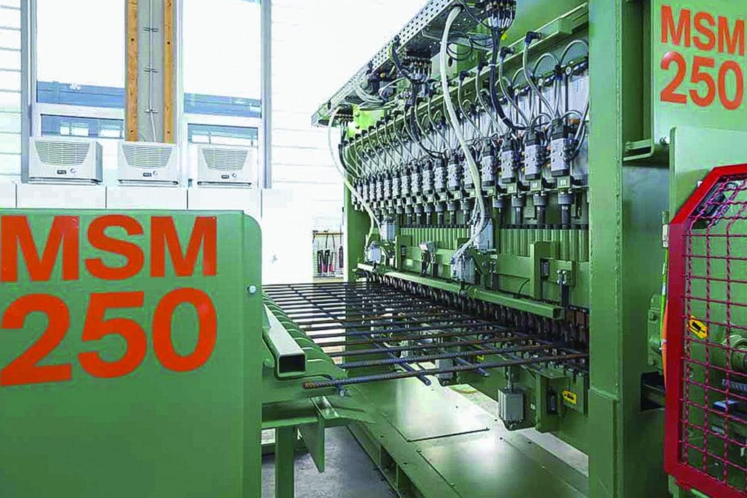 La conception modulaire de la série MSM permet son évolution dans le temps. [©MBK]