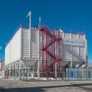 AalborgPortand France vient d'inaugurer son nouveau terminal de stockage de ciment blanc de Rochefort-sur-Mer (17). [©ACPresse]