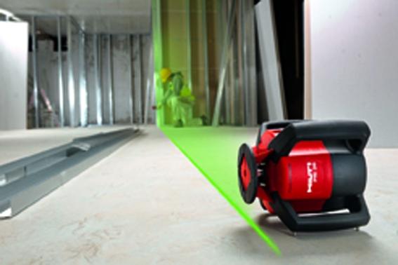 Hilti un maximum de lisibilit portail du groupe - Laser rotatif hilti ...