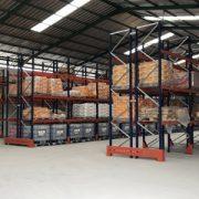 A Douala, le nouveau site de production de Sika va fournir les matériaux nécessaires à la réalisation de grands projets d'infrastructures. [©Sika]