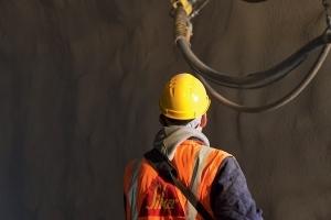L'acquisition de King va renforcer le positionnement de Sika sur le marché canadien, notamment dans le secteur des bétons projetés. [©Sika]