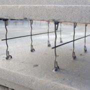 La solution Thermoform allie des blocs de coffrage isolants en polystyrène expansé (PSE), du béton prêt à l'emploi et une prestation de pompage. [©Cemex]