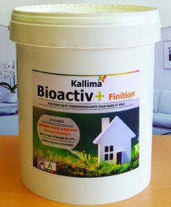 Le Bioactiv+ permet d'optimiser l'inertie thermique. [©France Innov]