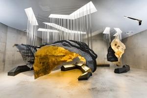 """Catégorie """"Chantiers performants"""" : Le Centre international de l'art pariétal des entreprises les entreprises Sudrie & fils et Valiani & fils, Sud-Ouest. [©Placo]"""