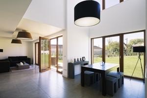 """Catégorie """"Bâtiments contemporains architecturaux"""" : L'entreprise Martaud a proposé en candidature une maison individuelle, Sud-Ouest. [©Placo]"""