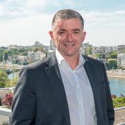 Guillaume Francqueville, directeur de BASF France Division Construction Chemicals (BASF CC). [©ACPresse]