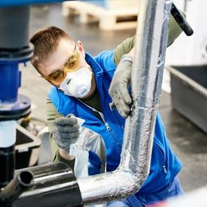 Le championnat européen des apprentis du secteur de l'isolation se déroulera lors de l'IEX du 16 au 17 mai à Cologne. [©IEX]