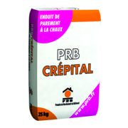 L'enduit PRB Crépital est disponible en 32 teintes différentes. [©PRB]