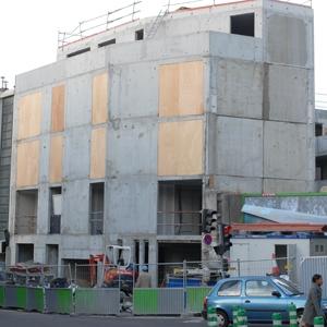 Le logement collectif neuf obtient une dérogation de la Cepmax initialement prévue par la RT 2012 [©ACPresse]