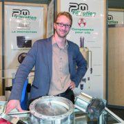 Jean-Baptiste Masurel, président de PM Filtration [©ACPresse]
