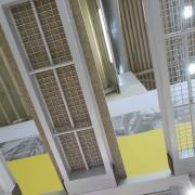 Panneaux coffrants pour dalles Treillis HV d'Ischebeck.
