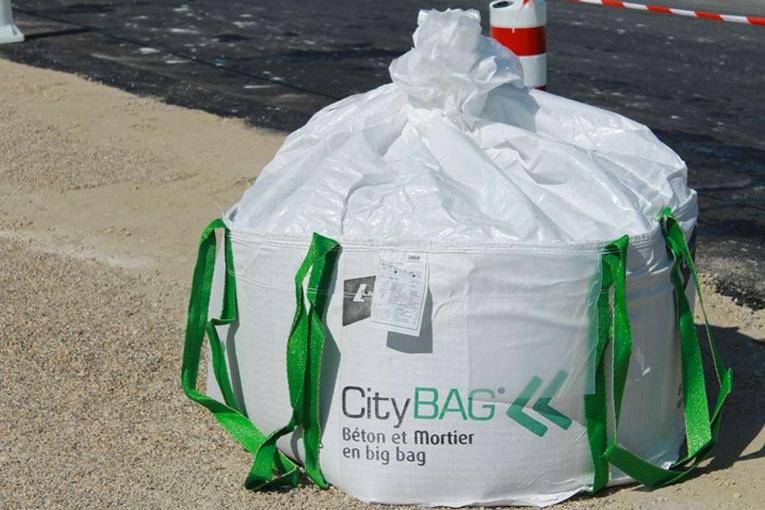 Le City-Bag de LafargeHolcim [©Lafarge]