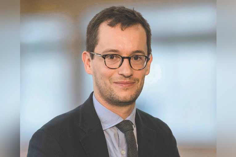 Mickaël Thiery est chef du bureau de la performance environnementale des bâtiments et de l'animation territoriale, rattaché au ministère de la Transition écologique et solidaire et au ministère de la Cohésion des territoires. [©DR]