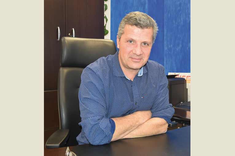 Daniel Siergé, directeur d'Armatop. [©Gérard Guérit]
