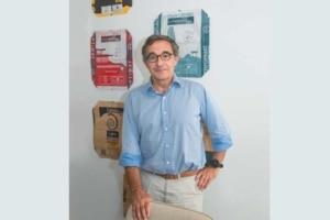 Laurent Izoret, directeur délégué produits & applications à l'Association technique de l'industrie des liants hydrauliques (Atilh). [©ACPresse]