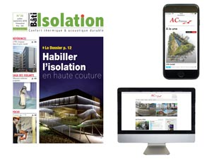 Abonnement Bâti & Isolation numérique