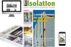 Bâti & Isolation numérique