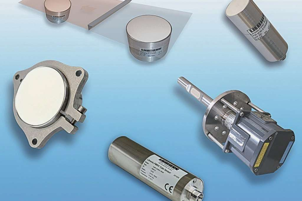 Liebherr propose une large gamme de solutions pour la mesure et le contrôle des process. [©Liebherr]