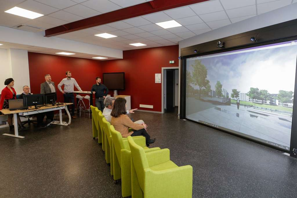 Le site de 160 m2 de BIM-Energie dispose de trois espaces ultra équipés. [©Jean-Marc-Hédoin]