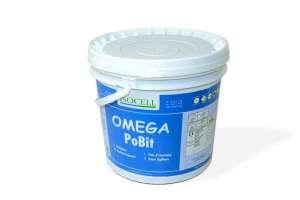 Omega PoBIT se prête à l'étanchéité des pièces humides et des zones de percement. [©Isolcell]