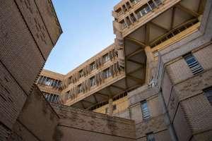 Minoru Yamasaki : Pahlavi University (Shiraz University), Shiraz, Iran, 1960–1979. [©Hamidreza Bani 2017]