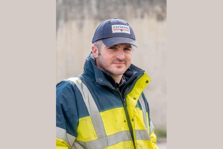 Clément Blanc est le nouveau directeur général de Caprémib. [©ACPresse]