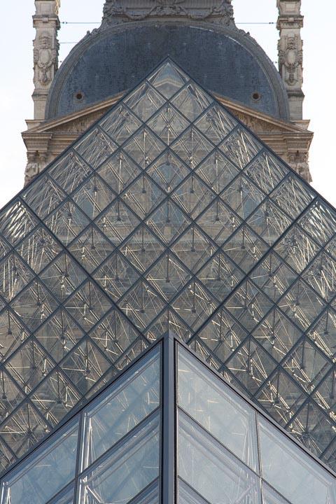 Musée du Louvre - Ieoh Ming Pei. [©ACPresse]