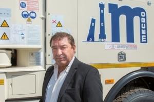 Antonio Agostinho, président d'Inter Service Pompes et de Mecbo. [©ACPresse]