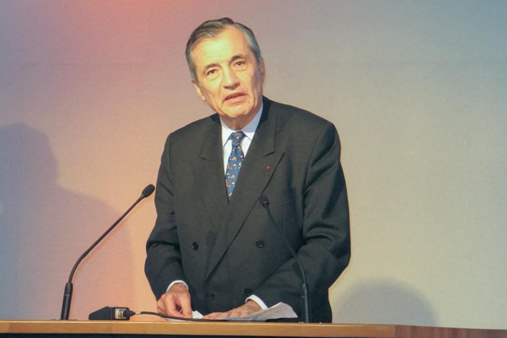 Bertrand Collomb, l'ex-emblématique président de Lafarge, est décédé le 24 mai 2019.