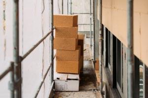 """La gamme Pavatex est constituée d'isolants à base de fibre de bois et de ouate de cellulose. Elle est désormais labélisée """"Efficient Solutions"""" qui récompense les """"technologies propres"""". [©Soprema]"""