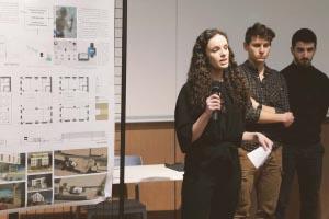 Près de 280 étudiants de l'ESTP Paris ont planché sur la réhabilitation de la Maison Coignet. [©ESTP]