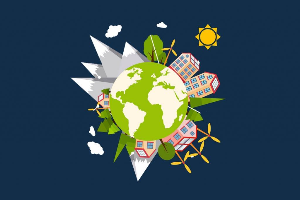 """Le CSCEE dresse un premier bilan des concertations avec l'Etat sur la future RE 2020. <a href=""""https://fr.freepik.com/photos-vecteurs-libre/infographie"""">Infographie vecteur créé par macrovector_official - fr.freepik.com</a>"""