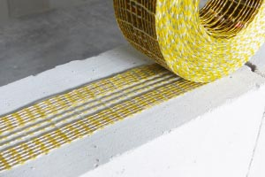 Xella lance Ytofor, une armature métallique conçue pour renforcer les murs maçonnés et leur conférer un comportement mécanique supérieur. [©Xella]
