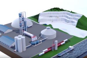 Le Sfic et l'EFB proposent un voyage au cœur du process de fabrication du ciment. [©EFB]