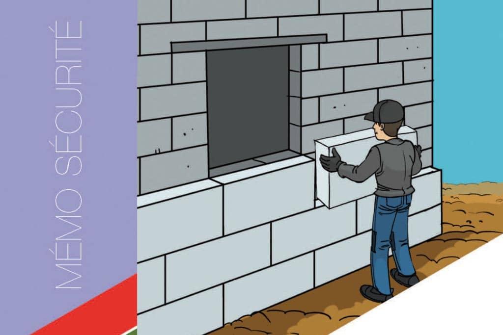 L'Iris-ST s'intéresse à la sécurité des chantiers d'Isolation thermique par l'extérieur. [©Iris-ST]
