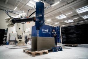 XtreeE compte bien se positionner en un acteur majeur dans la croissance du marché de l'impression 3D. [©Plurial Novalia]