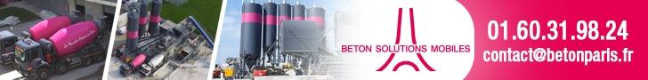 Béton Solutions Mobiles fournisseur de BPE