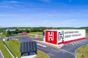 Basé à Bournezeau, en Vendée, HGCT bénéficie déjà d'une capacité de production de 50 000 t sur son site pilote. [©HGCT]